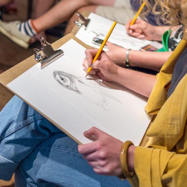 wildlife drawing1